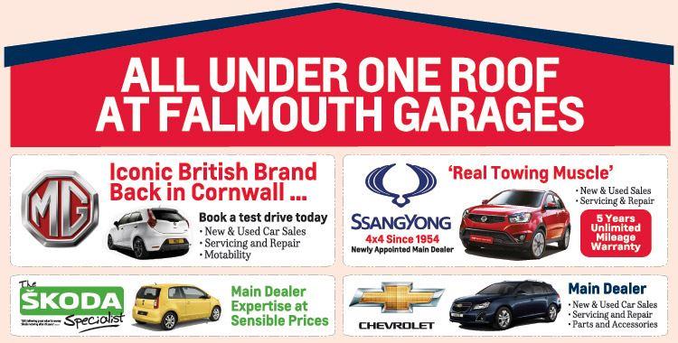 Car Dealerships West Cornwall Motor Show