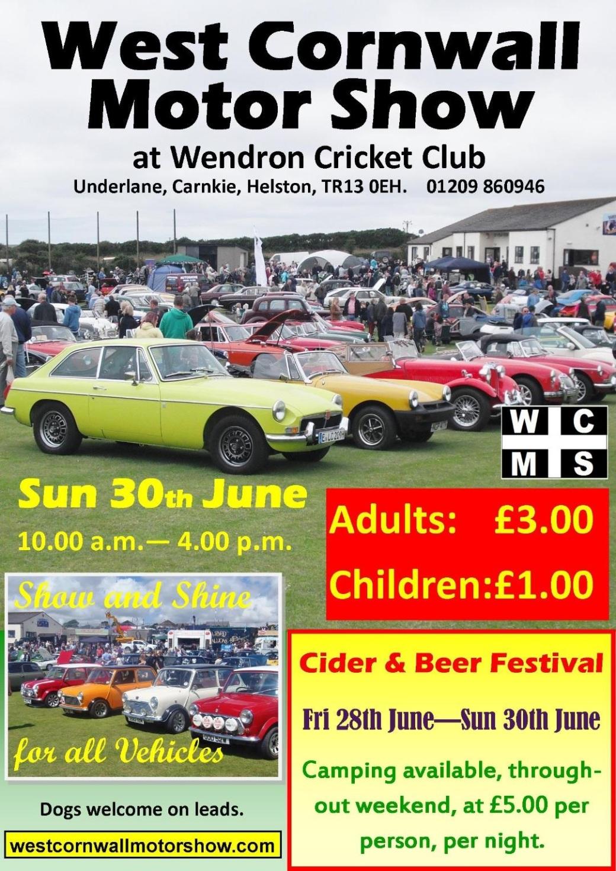 WCMS Flyer